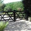 black 5 bar gates - tarmec and croft fencing and gates ltd 01787 224848