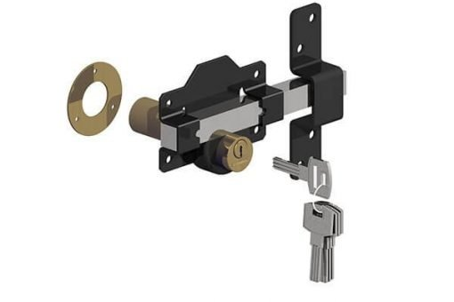 cays lock alone image - tarmec and croft fencing and gates ltd 01787 224848