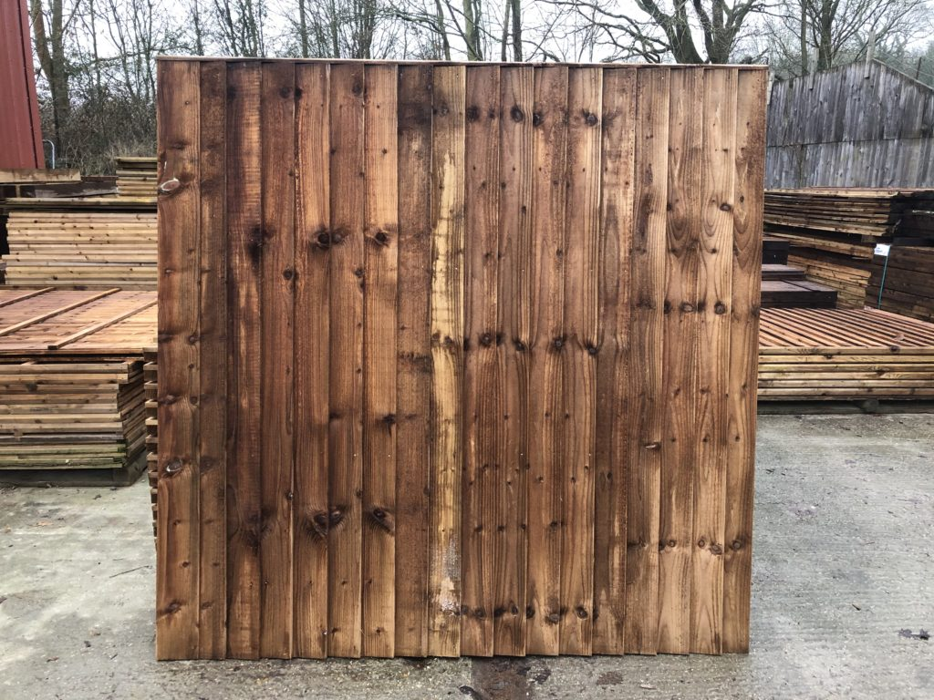 Heavy Duty Closeboard Panel - Earls Colne - Tarmec and croft fencing and gates - 01787224848