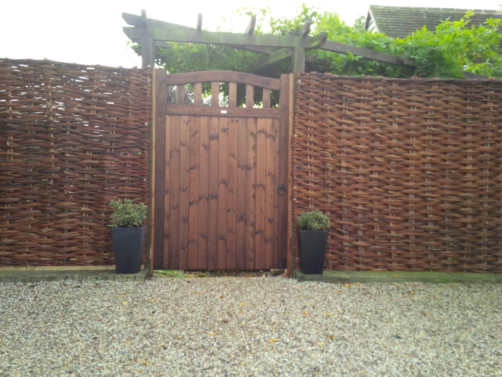 Colne Valley Side Gate Made to Measure Braintree Tarmec and Croft 01787 224848