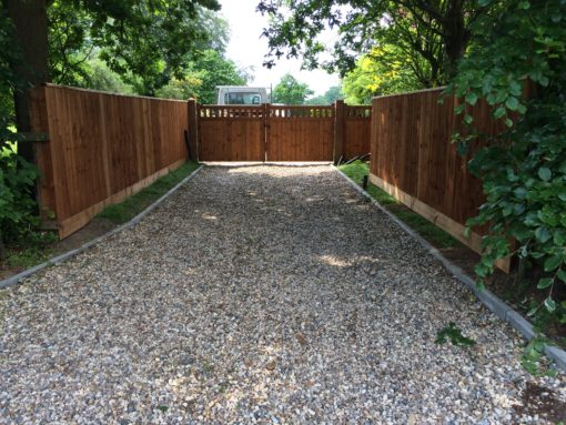 East Anglia Bespoke Driveway Gates Colchester Tarmec and Croft fencing and gates 01787 224848