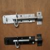 pad bolts both black and galv - tarmec and croft fencing and gates ltd 01787 224848