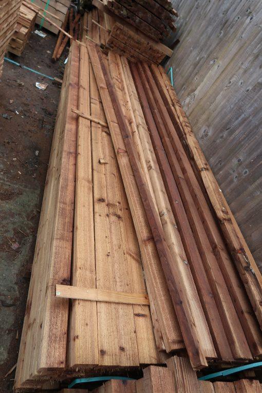 Panel cap rails - tarmec anf croft fencing and gates ltd 01787 224848